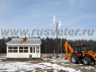 вертикальный ветрогенератор для частного дома