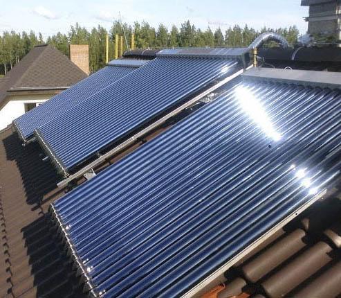 Купить солнечные коллекторы в Киеве